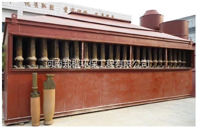XTD型陶瓷多管除尘器(非标型)