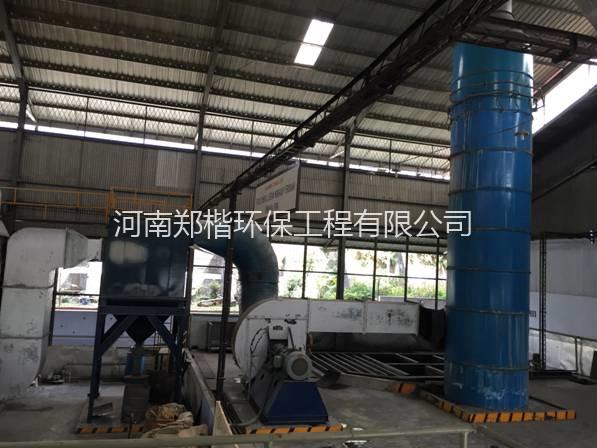 陶瓷多管加水膜脱硫