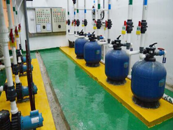 喷泉景观水处理设备
