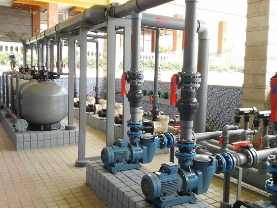 水上乐园水处理设备