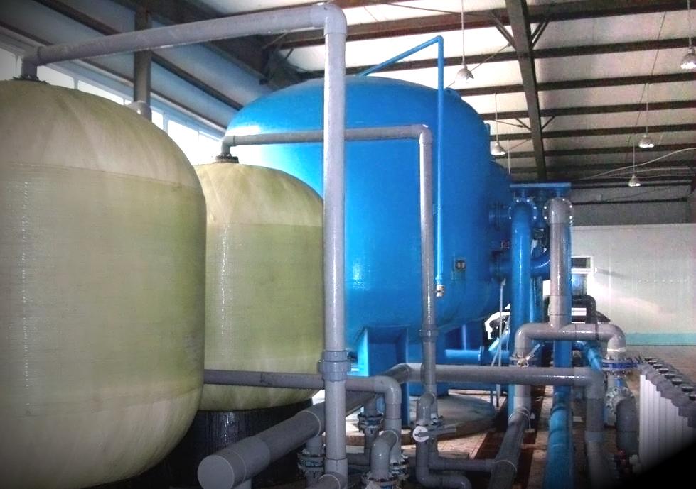 蒸汽锅炉-全自动软化水设备