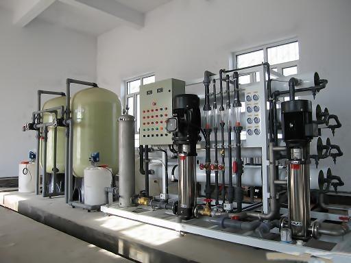 精细化工行业生产用纯水超纯水设备