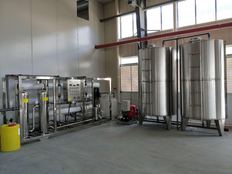 食品行业用水设备